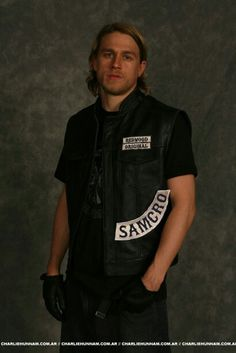 Photo of Charlie Hunnam