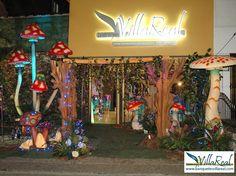 Salón de Laureles - Medellín Temática: Alicia en el país de las maravillas www.banquetesvillareal.com