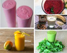 5 recettes faciles de smoothies hyper protéinés à base d'aliments naturels (sans WHEY-poudre protéinée)