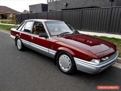 Holden commodore VL Calais V8 Original untouched Grandpa spec #holden #calais #forsale #australia