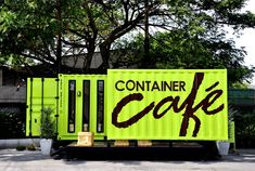 Container Cafe'