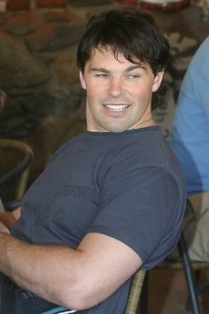 jaromir jagr - For a Hockey Player he has really nice teeth but then he could have paid for them to look really...:)