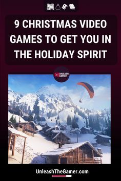 Do you want to get closer to the holiday spirit? Maybe you should try some Christmas video games. Here you have a list of our favorite picks. Before Christmas, Christmas Fun, Holiday, Ssx Tricky, City Building Game, Divinity Original Sin, Donkey Kong Country, Sega Mega Drive, Super Mario