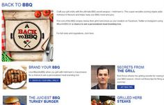 Hellmann's Back to BBQ Contest