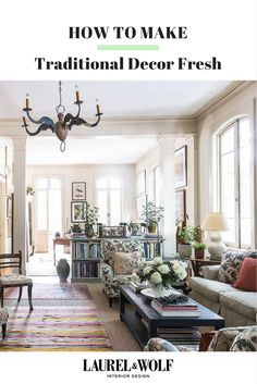 New orleans Style Home Decor Best Of tour the New orleans Apartment Of Author Julia Reed House Design, Traditional Decor, Interior, Home, New Orleans Homes, New Orleans Apartment, House Interior, Home Interior Design, Interior Design