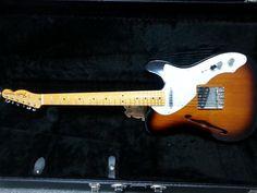 Fender American Vintage '69 Telecaster Thinline | 18jt
