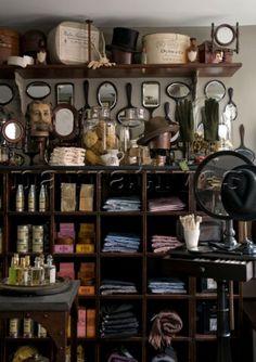 shop interior natural - Google Search
