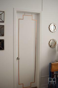 washi tape doors                                                                                                                                                     More