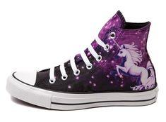 ed225bd103a4 New Converse All Star Hi Unicorn Sneakers Mens   Women s Shoes