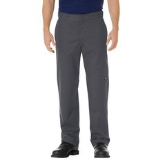 Dickies Men's Regular Straight Fit Flex Twill Double Knee Work Pant-