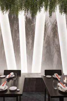 Yojisan Sushi | Dan Brunn Architect | Archinect