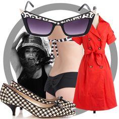 Vintage look book: dressing Sophia Loren for the summer