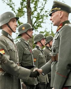 Spain's Support of Hitler in World War II