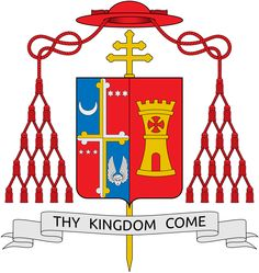 Coat of Arms of Cardinal Donald Wuerl of Washington DC