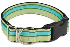 Source for custom designer dog collars, martingales, and leashes made to order to fit your dog's unique size, shape, and style. Custom Dog Collars, Handmade Dog Collars, Dog Collars & Leashes, Designer Dog Collars, Collar And Leash, Printing On Fabric, Your Dog, Vibrant, Colorful