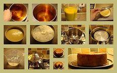 Quesillo: pumpkin and cheese flan like dish