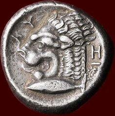Catawiki online auction house: Greek Antiquity, Mysia - Silver Tetradrachm of the city of Cyzicus, approx. 390-330 BC