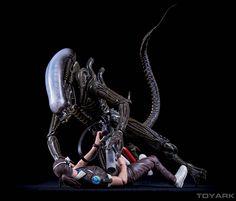 NECA Alien Series 6 - Alien Isolation Wave - Toyark Gallery - The Toyark - News