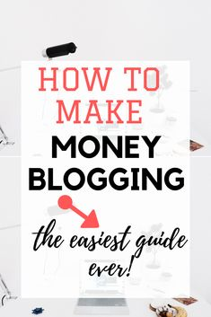 A Business With No Money Watches Online Earning, Earn Money Online, Make Money Blogging, Way To Make Money, Blogging Ideas, Online Jobs, Start A Business From Home, How To Start A Blog, How To Make