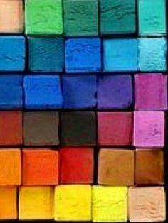 """""""I colori ci circondano, ci avvolgono, vivono in noi e noi viviamo di loro"""" - Anche il paradiso è a colori, Nilla Minoccheri"""