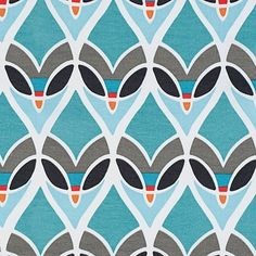 10 Modern Patterned Outdoor Fabrics