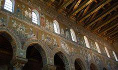 Mosaics of Duomo di Monreale_Sicily
