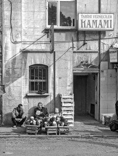 Turkey / ISTANBUL (21) - Istanbul Sketches 5 by akhenefer