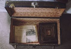 Aiden keeps an old newspaper and a small photo album tucked away in a small chest. The newspaper is a 1952 account of the first life he ever saved, and the photo album is filled with sketches from the beginnings of his career as a botanist.