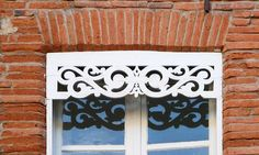 Spirale en sirènes perfect for concealing hurricane shutters