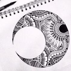 #henna #art #doodle
