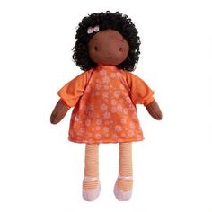 Global Sisters is our exclusive collection of diverse plush dolls with woman-owned company Bunnies by the Bay. The goal behind Global Sisters is for children to see themselves and feel celebrated as they are. This inclusive collection includes five dolls representing different cultures. Each Global Sisters doll comes with interactive storytelling activities that encourage children to create a unique story for their doll. Unique Gifts For Kids, Kids Gifts, Bright Decor, African American Dolls, Childrens Gifts, Pink Floral Dress, Plush Dolls, Bunny, Sisters