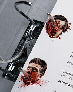 13th street horror stationary