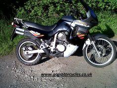 HONDA TRANSALP 600 cc (1800GBP, 28k, 1996)