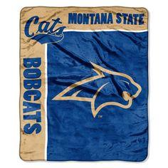 Montana State Bobcats School Spirit Throw at SportsFansPlus.com
