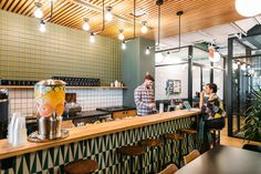 WeWork, the $10 billion coworking platformthat rents office space to small businessesand promising startups shared with us photos of itsnew coworking campus located onNew York's 5th Ave. Take a look ... Read More