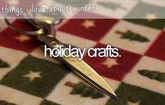 Holiday Crafts!