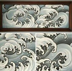 Love these waves...i could see this on me.