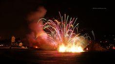 Fireworks. International Fireworks Competition. Blanes 2010