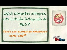 ¿Sabés qué es el Listado Integrado de ALG?