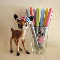 Hola pequeño bambi