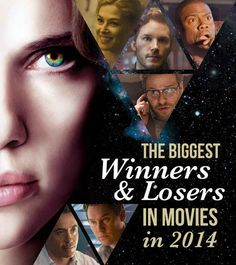 The Biggest Winners And Losers In Movies In 2014