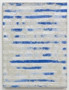 etceterablog:    Hugh Scott-DouglasPanel PaintingWhite Gesso & Aniline Dye Bleen on Linen