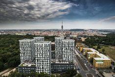 Prague, San Francisco Skyline, Paris Skyline, Skyscraper, Travel, Voyage, Skyscrapers, Viajes, Traveling