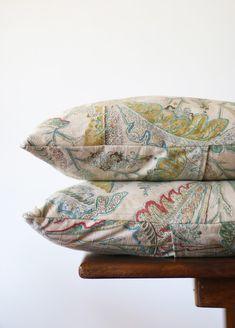 Fórmula perfecta para hacer cojines – La Vida en Craft Patch Quilt, Diy, Patches, Textiles, Quilts, Sewing, Formulas, Outdoor Blanket, Ideas