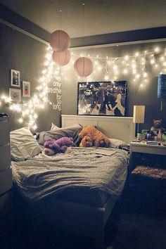 A bed room i like
