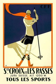 Vintage 1930 Art Deco Travel Poster A1A2A3A4Sizes E.N.I.T....ITALIAN LAKES..
