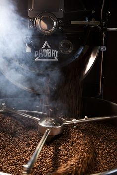 The Aroma of Fresh Coffee Beans, one of the best smells everrrrr