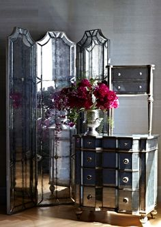 Georgetown Storage Mirror | Decor | Pinterest | Storage mirror ...