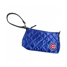 Chicago Cubs Quilted Wristlet