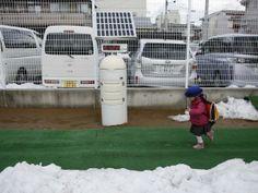 Radiação representa ameaça para crianças no Japão após desastre nuclear (© Toru Hanai/Reuters)